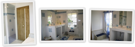 La samsonelle g te 4 toiles fontevraud l 39 abbaye for Fumer dans la salle de bain